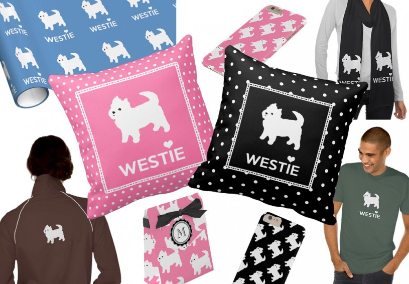 Cute Westie Gifts on Zazzle