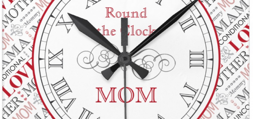 Round the Clock Mom
